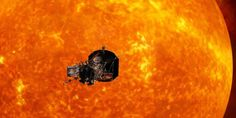 "NASA is gearing up to send a robot to the Sun to help prepare for a ""huge solar event"" that could wreak havoc on Earth. The Solar Plus Probe will come Sistema Solar, Nasa Sun, Earth Science Experiments, Science Geek, Nasa Solar System, Solar Activity, Nasa Missions, Closer To The Sun, Interstellar"