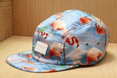 Rip N Dip Flamingo 5 Panel Camp Cap  - Support my buddy's brand!
