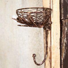 Metal Nest Wall Hook