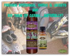 Have you ever thought about all the places your kid's bookbag, shoes & jacket go? And how many germs are on them? Not to mention the odor   If you want to keep your children's backpacks and sports shoes germ-free, then add 15 to 20 drops of Tea Tree Essential Oil to a bottle of JE Body Spritzer. Freshen up their items at the end of the day and it will help keep the germs away...the Non-Toxic & Chemical free!!  #NaturalWellness #EssentialOils #TeaTreeOil #JordanEssentials.com