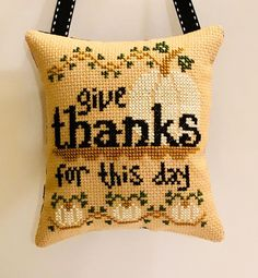 Thrilling Designing Your Own Cross Stitch Embroidery Patterns Ideas. Exhilarating Designing Your Own Cross Stitch Embroidery Patterns Ideas. Fall Cross Stitch, Cross Stitch Quotes, Cross Stitch Finishing, Cross Stitch Borders, Cross Stitch Alphabet, Modern Cross Stitch Patterns, Cross Stitch Charts, Cross Stitching, Cross Stitch Pillow