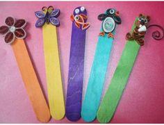 MTO Paper Quilling Bookmarks Marikina - Chicanda | Philippines handmade marketplace