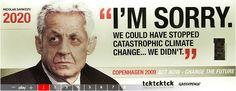 Greenpeace - Nicolas Sarkozy