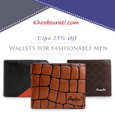 LITTLE INDIA PRESENT Wallets for fashionable Men with upto 15% off http://khoobsurati.com/men/wallets