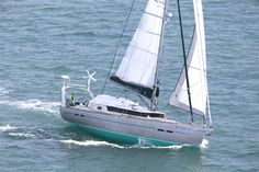 Garcia Exploration 45 - Garcia Yachting