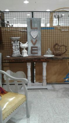 Share the love this month in our booth at Scott antique market.