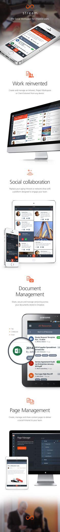 Stream app #UI | getstreamapp.com
