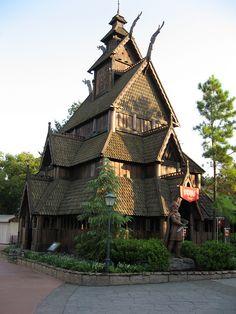 Disney World   Epcot   Norway
