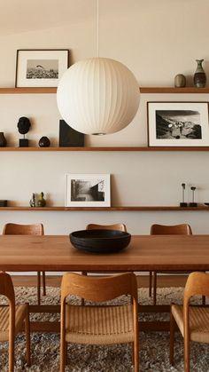 Dining Room Inspiration, Home Decor Inspiration, Design Inspiration, Design Ideas, Home Interior Design, Home Design, Deco Design, Design Blogs, Dining Room Design