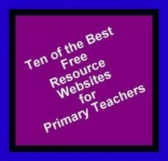 Class teachers and teaching assistants spend a lot of hours each month creating new resources.  When you are looking for new resources and ideas...
