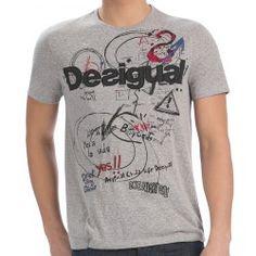Camiseta Desigual Torzal