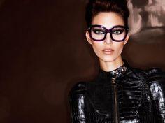 e0771c9fcb3da lunettes de soleil bulgari femme   Tom Ford Eyeglasses  For  2,900 -  WHAAATTTT!