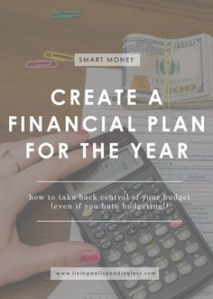 January is a month of new beginnings and resolutions. It's the perfect time to aim for financial success this year. Month by month, break down your goals into easy 3-step action plans – starting with January! Let's start planning your year ahead, today.   via @lwsl
