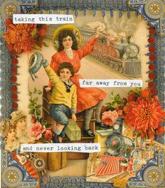see you never, motherfucker. <3 (Vintage Victorian Valentines for Bitches)