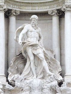 Oceanus (/oʊˈsiːənəs/; Greek: Ὠκεανός Ōkeanós,[2] pronounced [ɔːkeanós]) was a divine figure in classical antiquity, believed by the ancient Greeks and Romans to be the divine personification of the sea , an enormous river encircling the world.