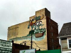 Eastern Market; Detroit, Michigan