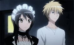 Kaichou wa maid-sama~ Love this. (>///<) Asdfhjkl