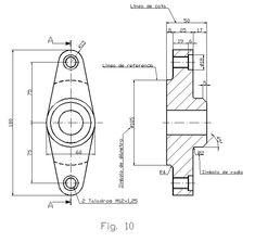 dibujos tecnicos diseños sencillos | Dibujos Tecnicos