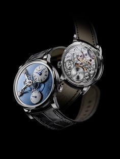 check out c8ec9 c2fb9 LM101 Platinum   la nouvelle montre fascinante de MB F