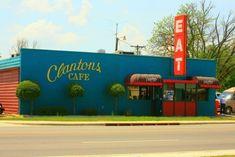 9. Clanton's Cafe, Vinita