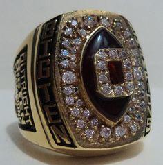 2009 Ohio State Big Ten Ring
