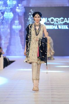 Nickie Nina Rumi to Raj Collection at PFDC L'Oreal Paris Bridal Week 2014 Day 3