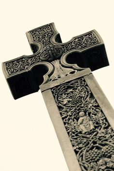 Celtic Cross. From THE GENTLE TRADITIONALIST - Chapter One