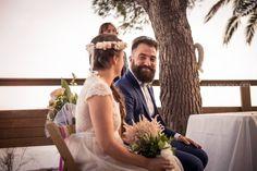 #NOVIAS #WEDDINGDRESS  Fotografia de la SONRISA DE JULIETA  IMMACLÉ .  Alta Costura en Barcelona. Reserva tu cita en 937 943 707