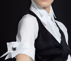 Women'S Blouses And Shirts For Cufflinks 32