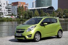 #Chevrolet #Spark. L'utilitaria compatta della casa americana.