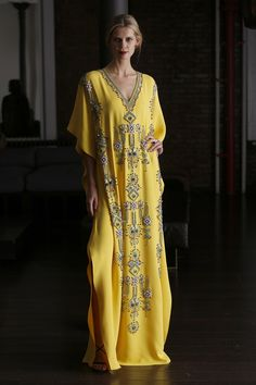 Naeem Khan :: By Collections :: RESORT 2015 :: LOOK 78