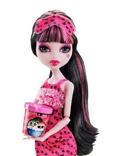 Monster High Dead Tired Draculaura Doll coupon| Games Information