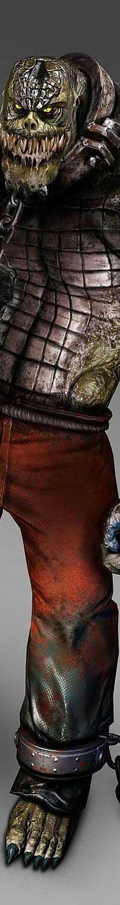 croc # the dark knight wayne city ivy dent face wing beyond comics comics the night so serious Arkham City Riddler, Batman Arkham Games, Batman Games, Batman Arkham Asylum, Im Batman, Batman Robin, Comic Books Art, Comic Art, Killer Croc