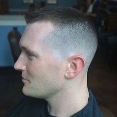 Photos of Men's Haircuts: Fade
