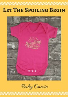 21 unique baby gifts that arent clothes hey sunny jess baby girl baby grow newborn body suit baby shower gift new mum negle Choice Image