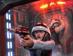 star wars rebel soldier art - Google Search