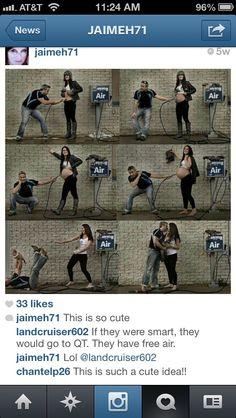 Idea baby maternity progressive photo shoot