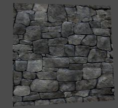 Hello everyone im going to make this little scene in udk, im finishing the blockout in udk once i have some more texture work done ill post some screens. 3d Texture, Stone Texture, Wall Textures, Textures Patterns, Terrain Texture, Theatrical Scenery, Game Terrain, Great Backgrounds, Texture Painting