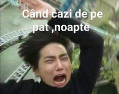 K-pop memes românia Bts, Kpop, Funny Moments, Cringe, Memes, Graffiti, Wattpad, In This Moment, Humor
