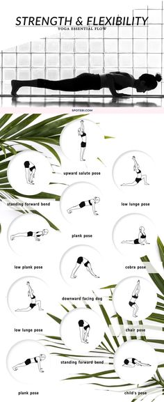 Yoga Essential Flow | Strength & Flexibility. ** Discover even more at the image link