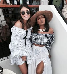 Influencers out in force at the 2018 Portsea Polo | Husskie