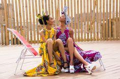 demestiks-new-york ~Latest African Fashion, African Prints, African fashion styles, African clothing, Nigerian style, Ghanaian fashion, African women dresses, African Bags, African shoes, Nigerian fashion, Ankara, Kitenge, Aso okè, Kenté, brocade. ~DKK