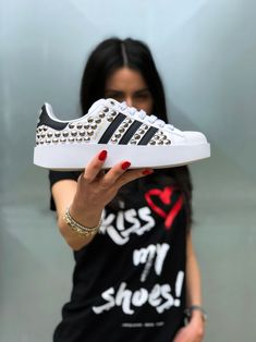 adidas donna superstar borchie