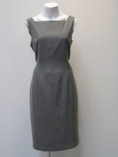 Ann Klein – Dress Anne Klein, Gray Dress, Work Wear, Size 12, Dresses For Work, Grey, How To Wear, Fashion, Outfit Work