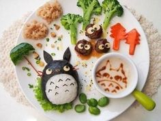 Resultado de imagen para kawaii real food