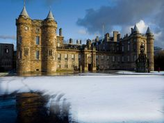 Holyrood Palace - The official residence of the British monarch in Scotland is situated opposite to Edinburgh Castle. A 17th century palace features apartments of Mary, Queen of Scots, that are open for public to view. It is also haunted by Bald Agnes, who was accused of witchcraft. Maybe you will meet her too.