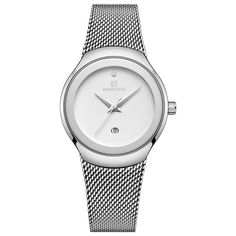 NAVIFORCE Women Fashion Gold Quartz WatchLady Casual Waterproof Simple Wristwatch Gift for Girls Wife Saat New with tag and high quality Leisure Fashion Casual de. Casual Watches, Cool Watches, Women's Watches, Luxury Watches, Unique Watches, Cheap Watches, Elegant Watches, Vintage Cartoons, Top Luxury Brands