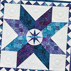 Free Quilt Pattern from the National Quilting Association to celebrate National Quilting Day, March 17, 2012