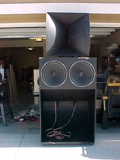Richard Long's Waldorf restoration - Page 7 Horn Speakers, Monitor Speakers, Hifi Audio, Audio Speakers, Diy Subwoofer, Stage Equipment, Richard Long, Rani Mukerji, Professional Audio
