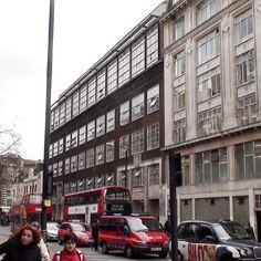St Martin's School of Art, London WC2